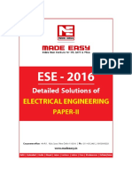 ESE -2016 Detailed Solutions of ELECTRIC(1)