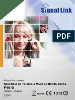 Manual Repetidor F10MG LIBRE