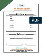 Work Power Energy(1)