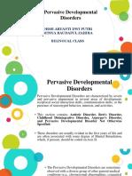Pervasive Disorder
