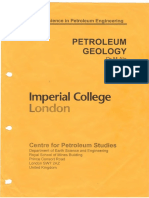 Ala M. - Petroleum Geology. Log Interpretation Course