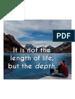 Length of Life