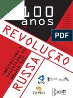 eBook 100 Anos Da Revolução Russa