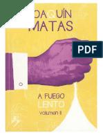 Joaquin Matas-A Fuego Lento (Vol 2)