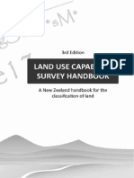 Land Use Capability Handbook NZ