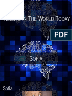 Robots in the World Today