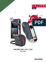 C4XBD01-Calipri C4X_DataSheet_EN