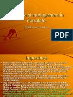Evaluare i Management n Obezitate 1
