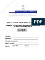 Ingles ESO Modelo B
