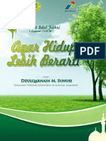 Booklet Khutbah Idul Fithri 1435 H