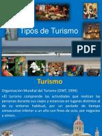 Tipologia Del Turismo-
