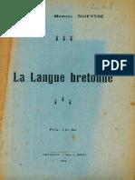 La langue bretonne.pdf