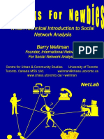 Networks for Newbies