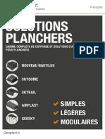 Planchers Solutions Fr v3