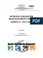 SchoolDisasterManagementPLANS.Y.2017 2018