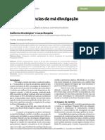 As consequências da má divulgação científica.pdf