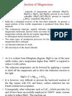 production of non ferrous metals