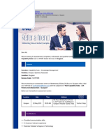 KPMG Freshers Btech Drive on 22nd May - Refer a Friend _ Capability Hubs _ SharePoint Developers _ Gurgaon-1