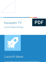 Kavasam TV Launch - Digital Strat