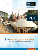 21st Lubricating Grease Conference Brochure