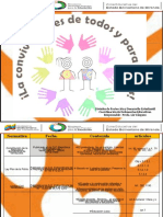 DIAPOSITIVAS DE LOS PASOS PARA ELABORAR LOS ACUERDOS DE CONVIVENCIA ESCOLAR COMUNITARIO..ppt