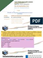 Diseño DBCA2