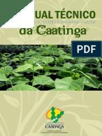 Manual Tcnico - Conhecendo e Produo de Sementes e Mudas Na Caatinga