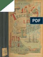 Terceiro Livro de Leitura Carvalho 1911 Biblioteca Nacional de Maestro Httpwww.bnm .Me .Gov .Ar