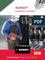 Catalogo Eletrico - Conectores Burndy