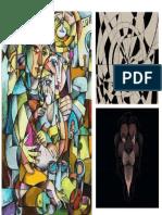 Pinturas de Diferentes Autores y Movimientos