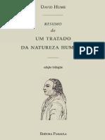 139428890 Tratado Da Natureza Humana Hume PDF