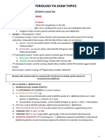 Bacterio Pa Final Topics