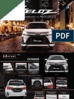 Toyota Avanza Veloz 2019 144153