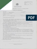 Termo de Compromisso - Anexo III