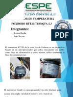 TRANSMISOR RTT20