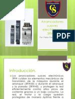 Arrancadores Suaves Electrónicos 3RW30