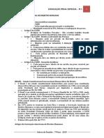 M1 - Legislação Penal Especial