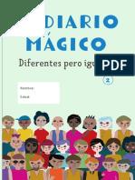 Diario Magico 2 Museo de La Memoria