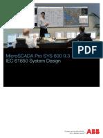 SYS600_IEC 61850 System Design ABB
