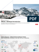 ABB MCS - Railway and Transportation