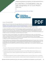 NOTA DE PRENSA CONTROL CIUDADANO_ Más de 500 militares han sido designados en la Gran Misión Abastecimiento Soberano _ Control Ciudadano.pdf