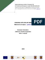 Crearea site-urilor web - partea II.doc