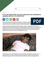 Caso Claudio Pastén_ Una de Las Experiencias Más Comentadas de Supuestos Contactos Con Extraterrestres - Guioteca