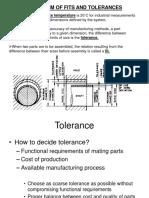 Fits&Tolerances SemI 0708