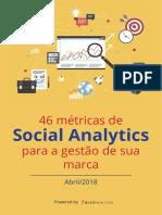46 Metricas de Social Analytics Para a Gestao de Sua Marca