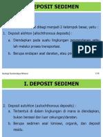 2 Deposit Sedimen