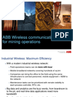 Wireless Mining