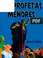 Jack P. Lewis. - Loos Profetas Menores