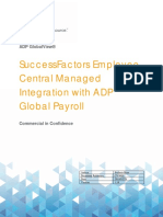 EC-ADP Global Payroll Integration