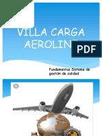 Villa Carga Aeroline[5049]